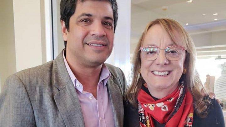 AUTORIDADES DE GOBIERNO PARTICIPARON DE LA INAUGURACIÓN DE LA SEDE SINDICATO PETROLERO  EN SANTA CRUZ