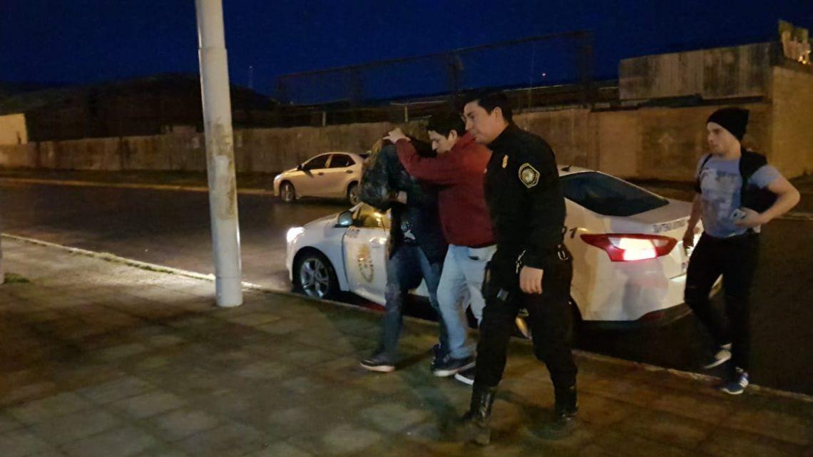 """Habló la mujer agredida por Villalobos: """"Él a Matías lo quería matar"""""""