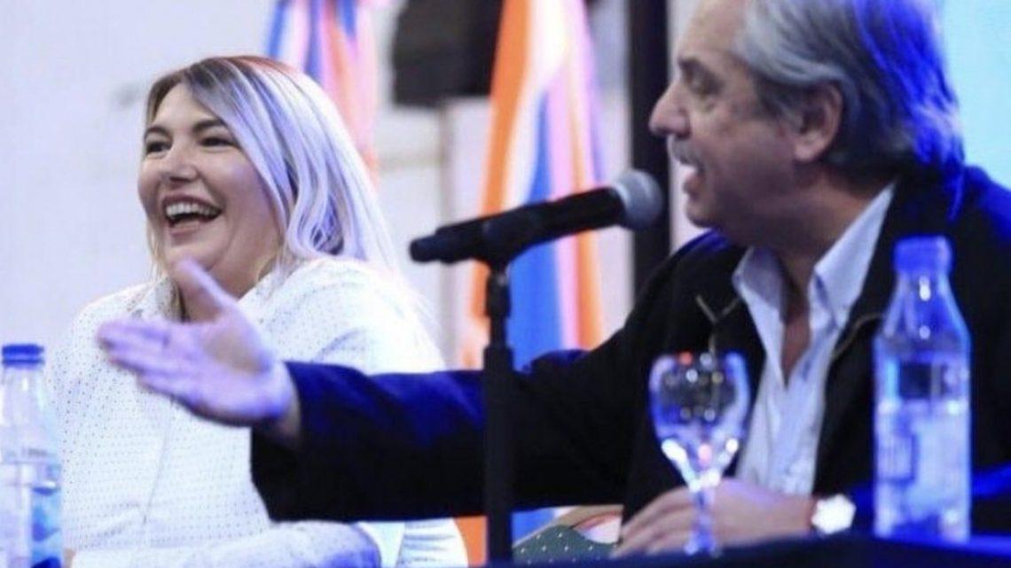 Bertone asistirá al acto de Alberto Fernández en Mendoza