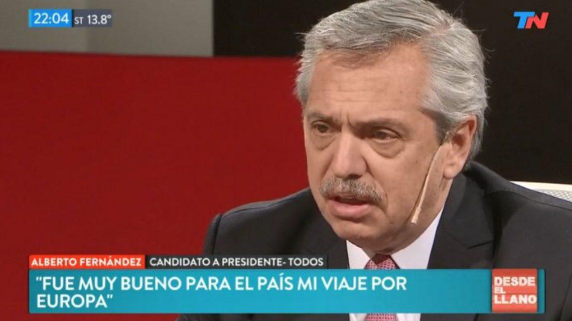 Fernández: «todo lo que hagamos tiene que hacer bajar la inflación»