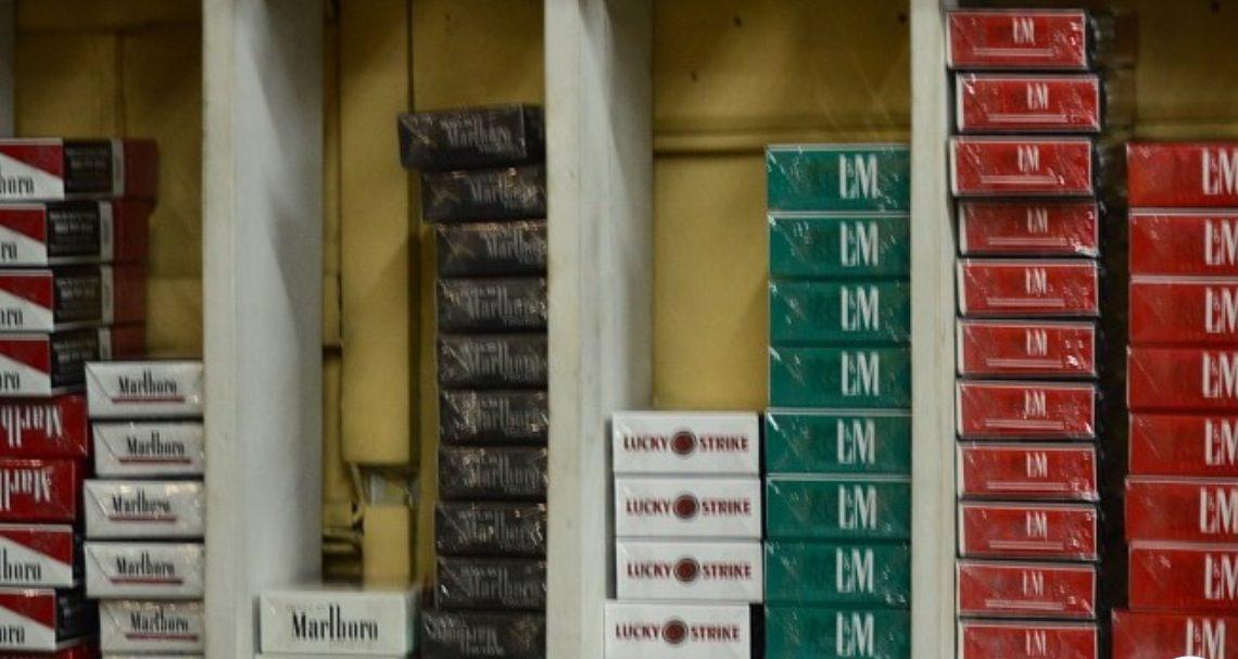 Nuevos aumento en los cigarrillos