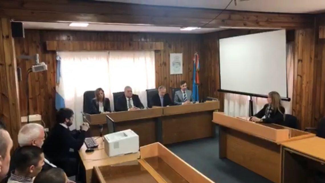 Últimas palabras de Acosta y Mansilla antes del veredicto final