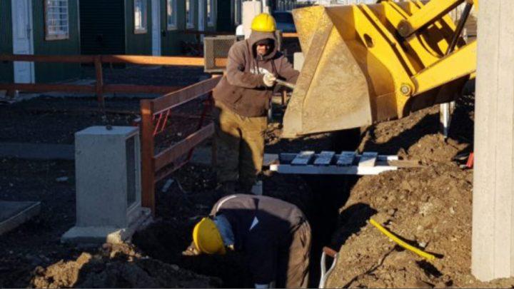 Una empresa constructora reclama pagos al Municipio RG
