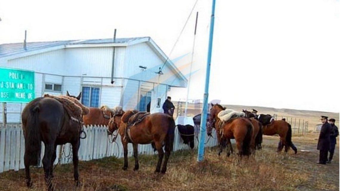 Brigada Rural Incautó Cinco Caballos En El Puesto José Menéndez