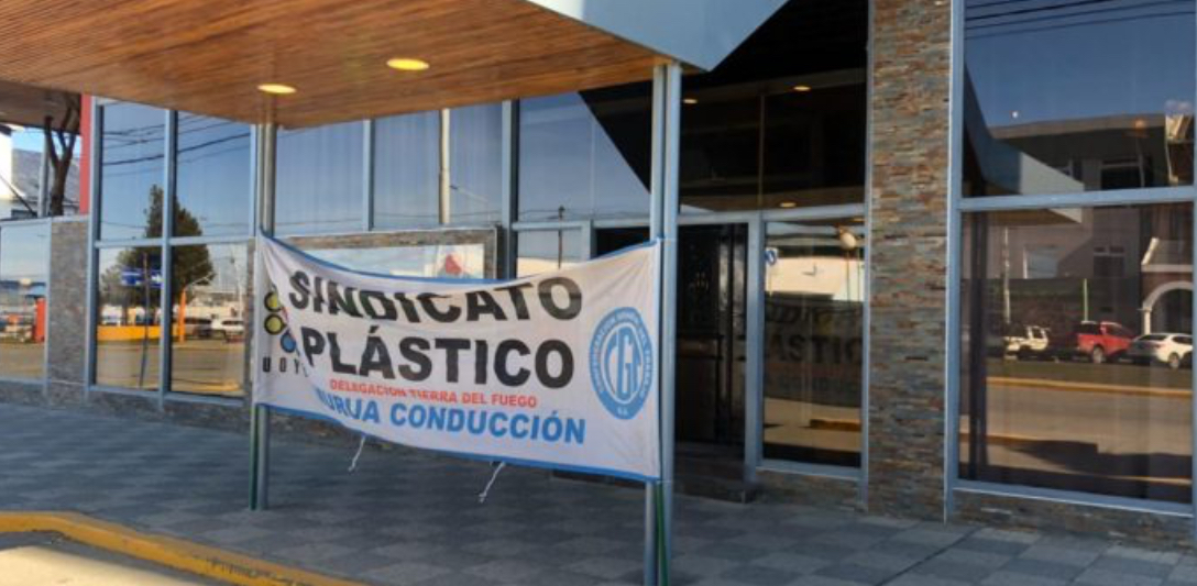 """Protesta en el Atlántida: """"Vargas se va a tener que hacer cargo de sus trabajadores"""""""