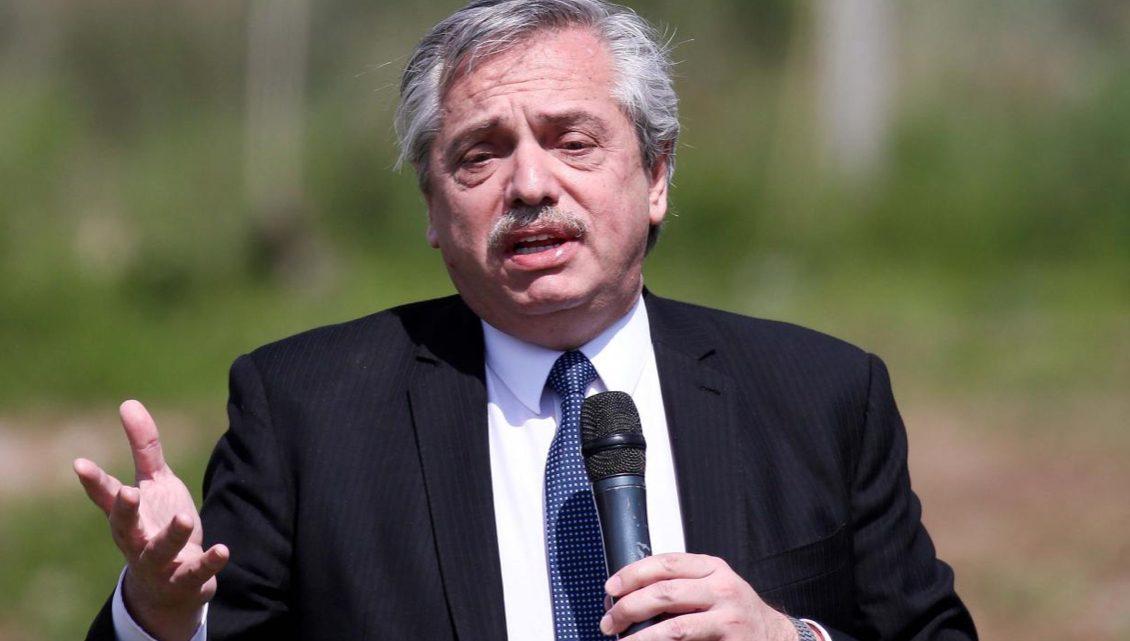 """Alberto Fernández Advirtió Que El País """"Está Virtualmente Defaulteado, El Gobierno Dijo Que No Puede Pagar"""