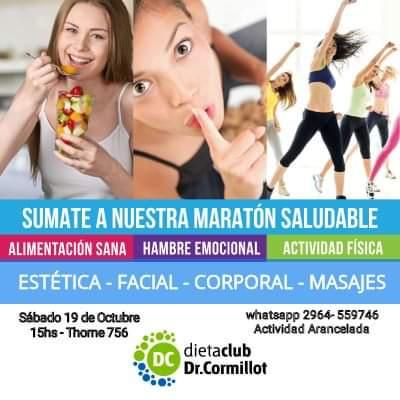 ??Sábado 19 de Octubre – Maratón Día de la Madre!!