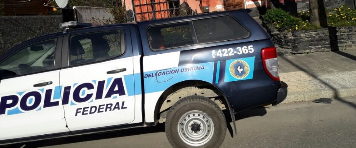 USHUAIA: DOS DETENIDOS POR TRANSPORTAR 2 KILOS DE MARIHUANA