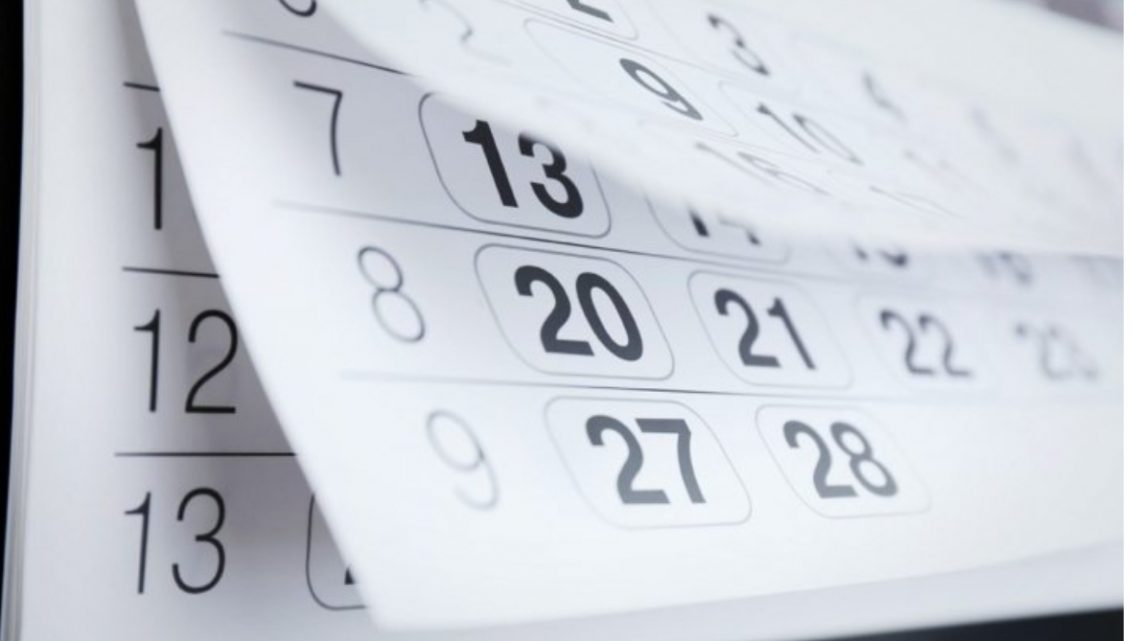 El gobierno publicó los feriados de 2020