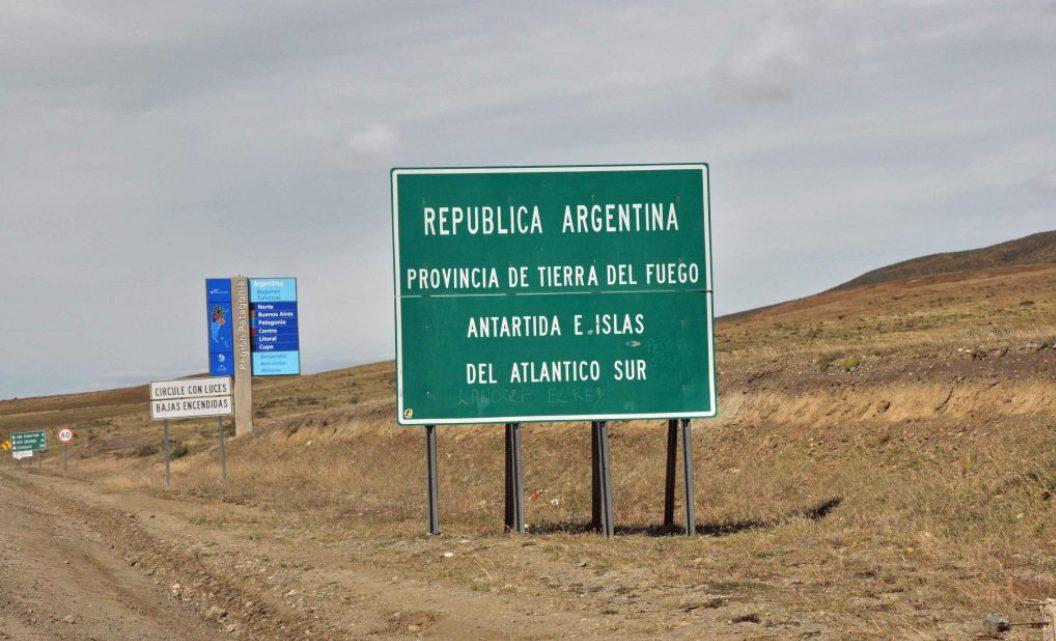 FRIGERIO PROMETIÓ QUE EN ABRIL PAVIMENTAN LOS 11 KM DE RIPIO DE LA FRONTERA