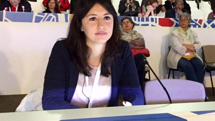 """Laura Colazo: """"El Frente De Todos Es La Única Salida Para Superar La Crisis Y Recuperar La Esperanza"""""""