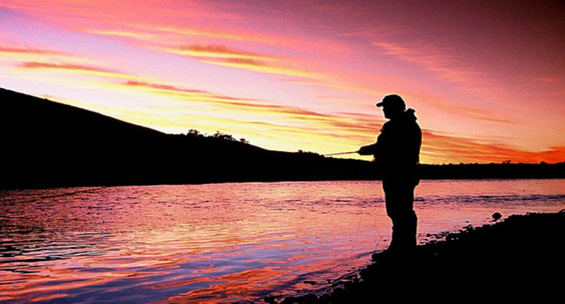 Comenzó la temporada de pesca en Tierra del Fuego
