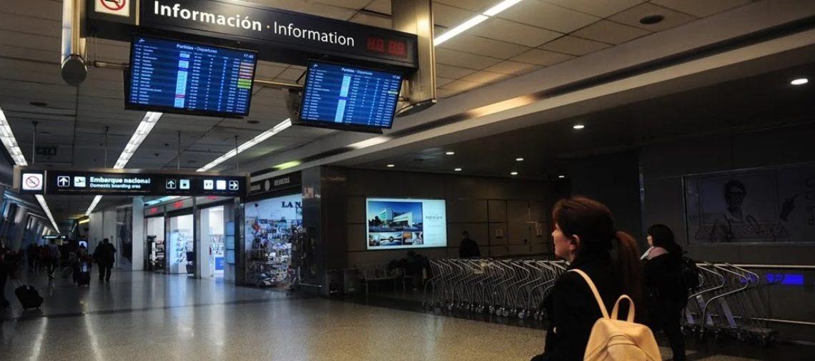 Anuncian paro el viernes en todos los aeropuertos