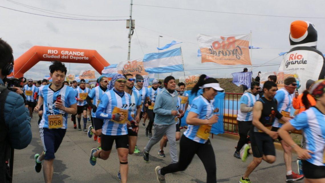 "Se espera récord de participación para la maratón ""Río Grande corre por Malvinas"""