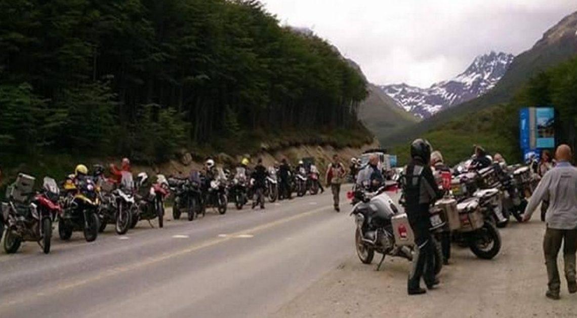 Este fin de semana Ushuaia recibirá más de 250 motoviajeros