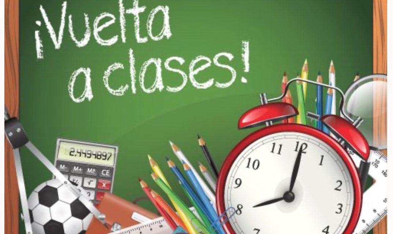 Vuelta a clases: El 7 de febrero deberán presentarse los directivos