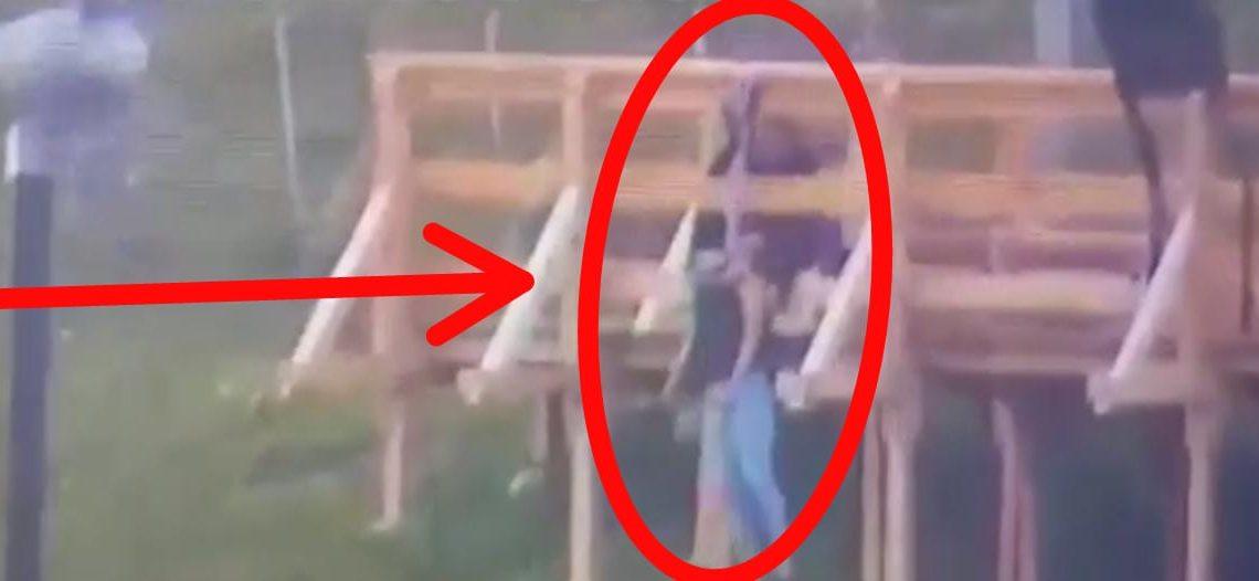 Ushuaia – Una #MUJER se quiso #MATAR fue salvada por tres #PolicíasProvinciales