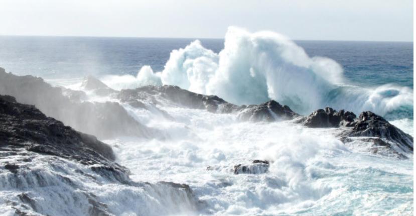 Preocupa la suba del nivel del mar que incluye a la costa de Río Grande