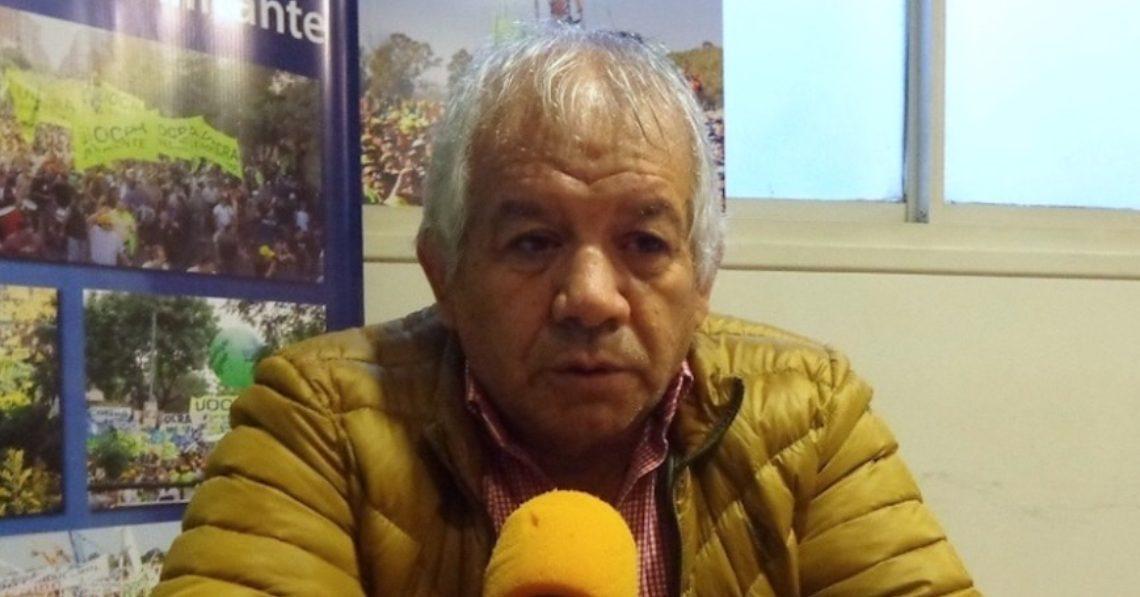 JULIO RAMIREZ: «SI PARAN LA OBRA DEL BEAGLE, DEBERÁN DARLE TRABAJO A LOS 300 TRABAJADORES QUE LA LLEVAN A CABO»