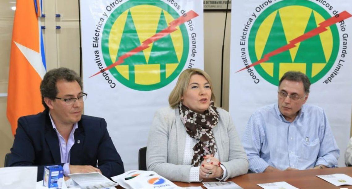 """La provincia lanzó el programa «Fomentar el uso racional y eficiente de la energía eléctrica"""""""