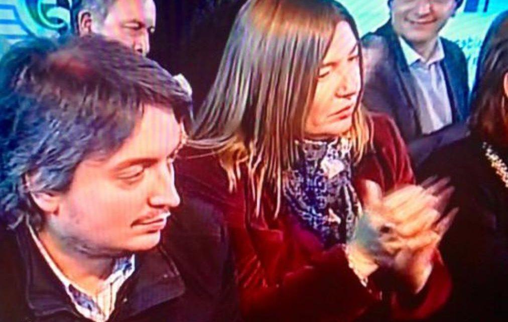 #RosanaBertone elegida por #Máximo Kirchner para elaborar la agenda legislativa