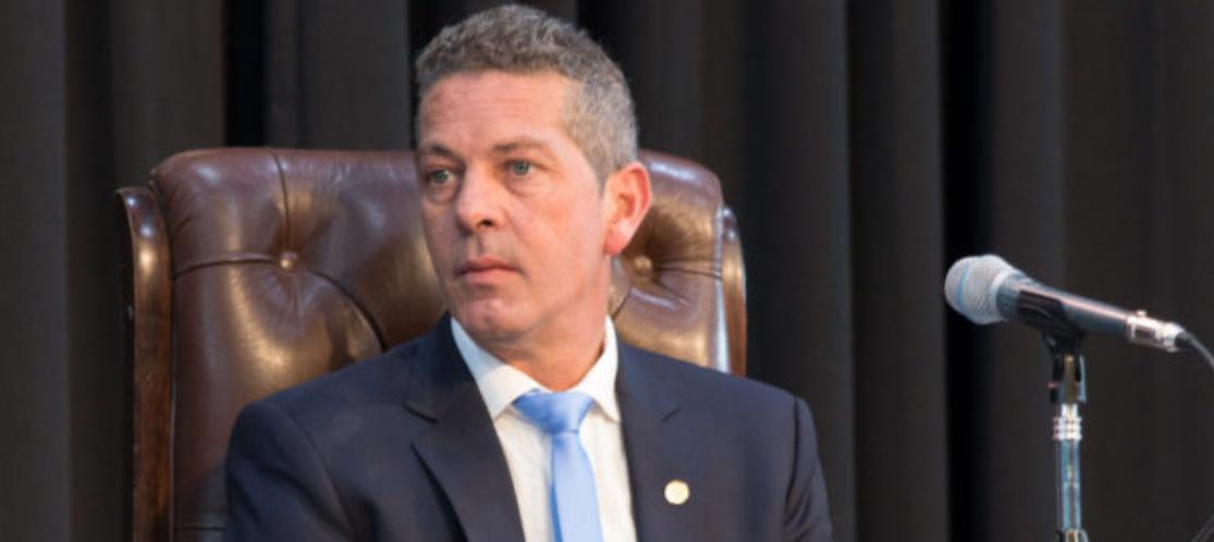 "Löffler, vicepresidente 1° de la Legislatura: ""Bertone dejó una Provincia devastada"""