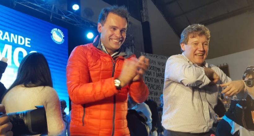 Ventura formará parte del gabinete de Walter Vuoto