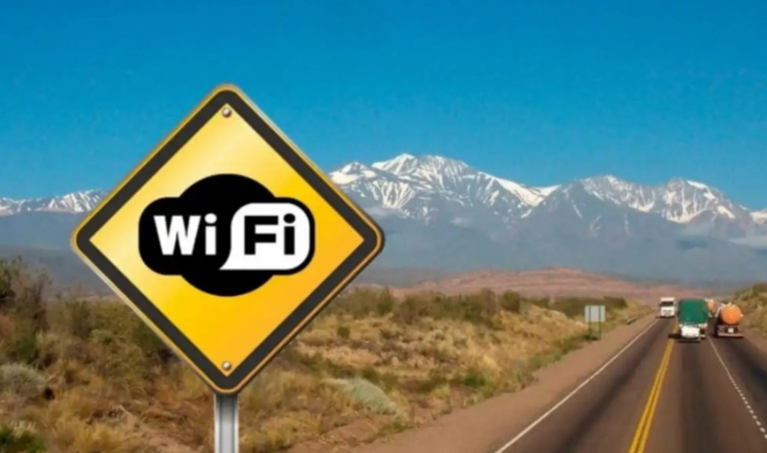 Estos son los puntos de WiFi gratuito en la Ruta Nacional N°3