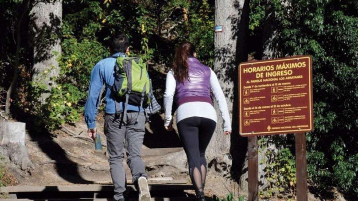 Temporada 2020: En Ushuaia piden a los visitantes seguir las recomendaciones para no dañar los puntos turísticos