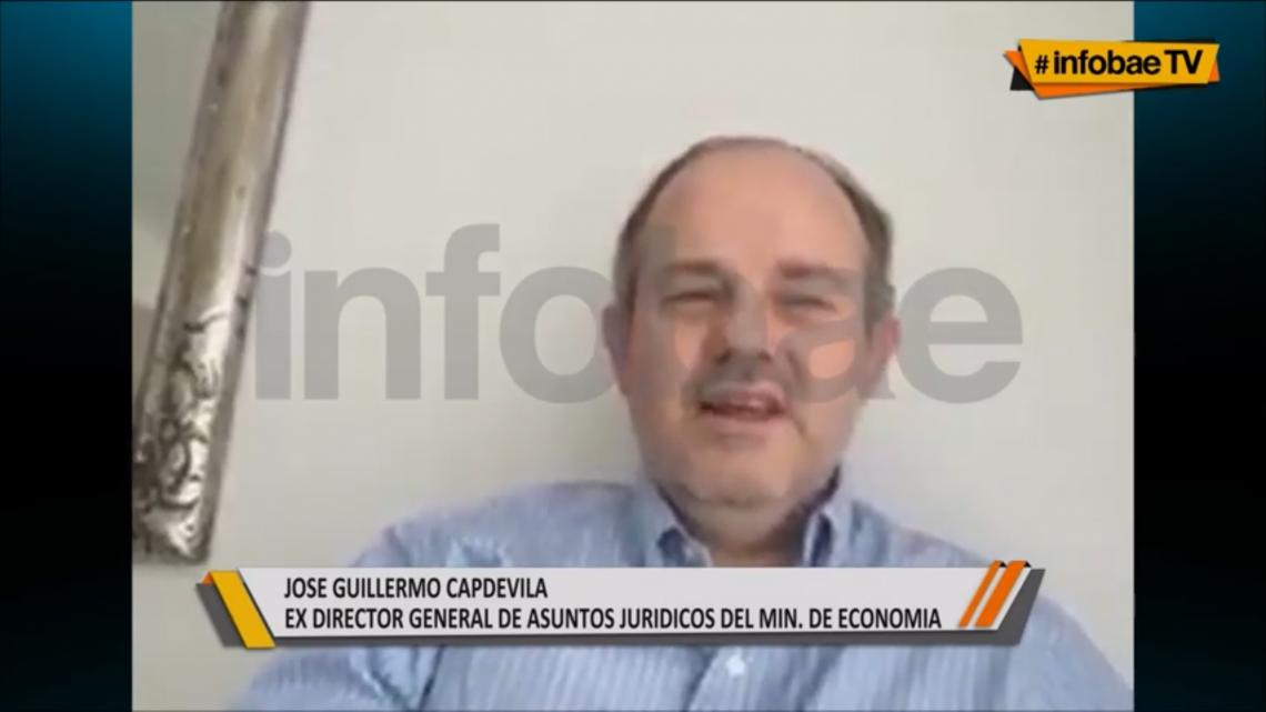 LUEGO DE UNA FUERTE PELEA CON CAPDEVILLA RENUNCIÓ EL PRIMER FUNCIONARIO DEL GABINETE DE MELELLA