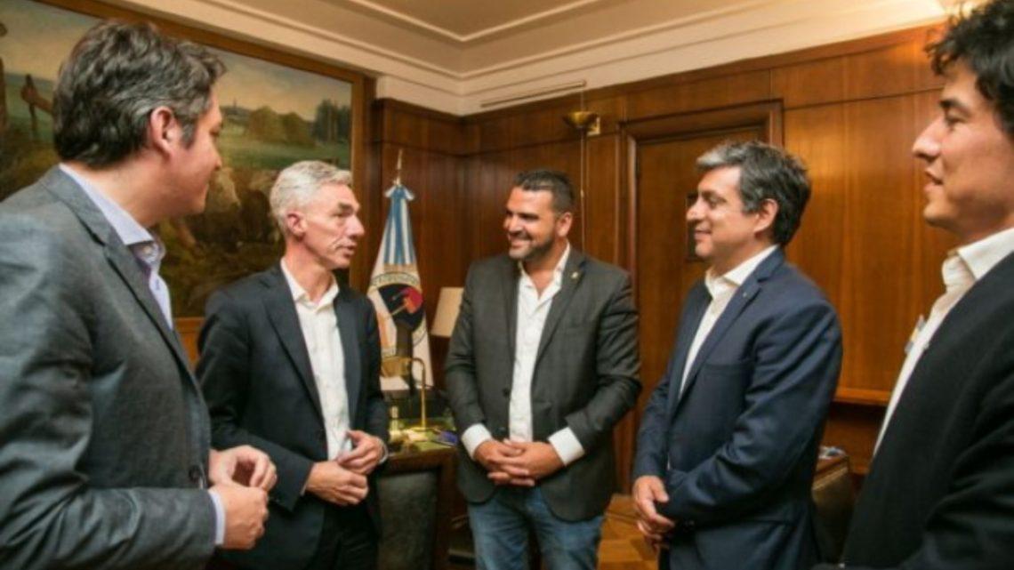 Vuoto y Perez recuperaron los subsidios para el servicio de colectivos