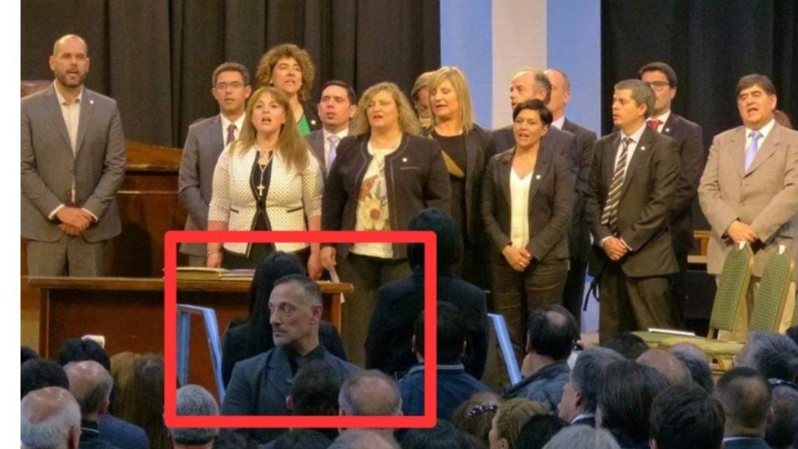 Patovica Que Ahorcó A Mujer, Es Guardaespaldas De Melella
