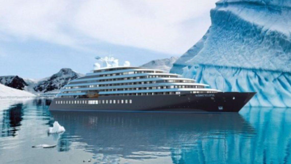 Un lujoso crucero llegará a Ushuaia con reconocidos actores y directores de Hollywood