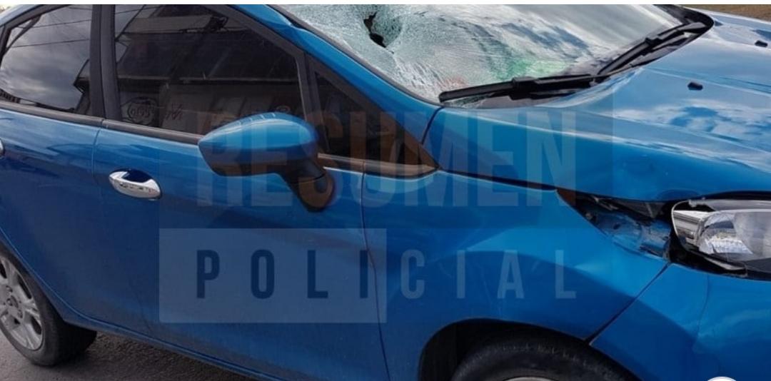 Desconectaron y falleció el hombre atropellado el domingo sobre la avenida Belgrano