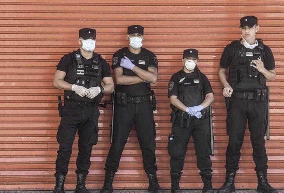 Más de 3.200 detenidos por violar la cuarentena por el coronavirus en todo el país