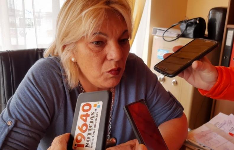 """CLAUDIA ETCHEPARE: """"EL PERSONAL DE SALUD NO SE SIENTE PROTEGIDO ANTE ESTA CRISIS"""""""