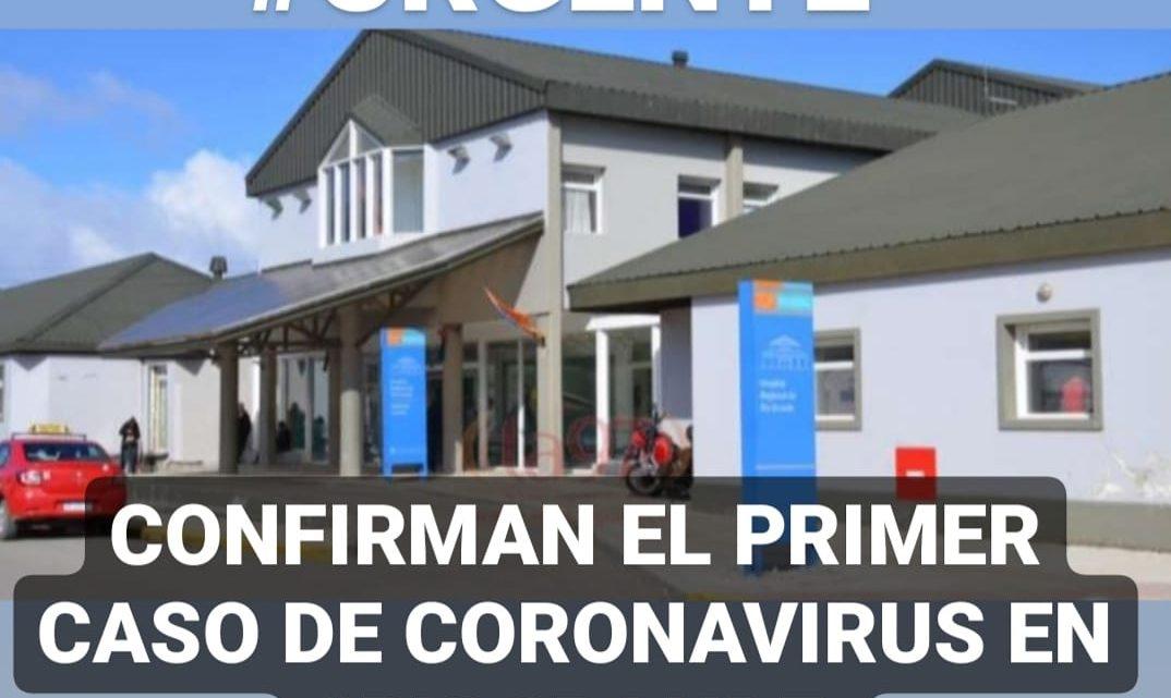 Primer caso confirmado de coronavirus en Río Grande