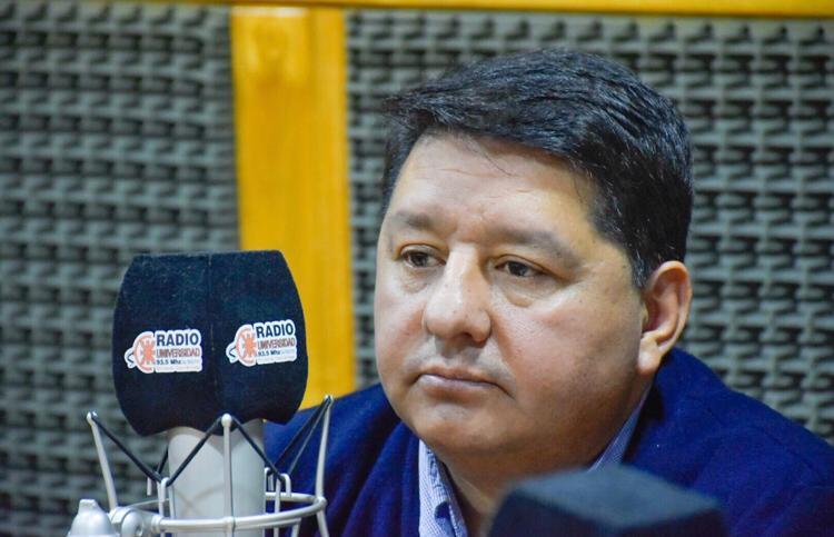 EL CONCEJAL WALTER ABREGU DECLARO TOTAL RECHAZO A LOS VUELOS A RIO GRANDE