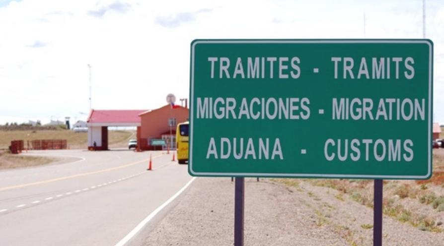 URGENTE: Santa Cruz Suspendió La Atención En Frontera Y No Deja Pasar Camiones A Tierra Del Fuego