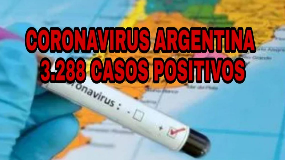 REPORTE DIARIO VESPERTINO NRO 78 | SITUACIÓN DE COVID-19 EN ARGENTINA