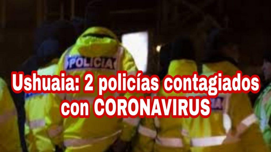2 CASOS POSITIVOS  DE COVID-19 DENTRO DE LA POLICÍA PROVINCIAL
