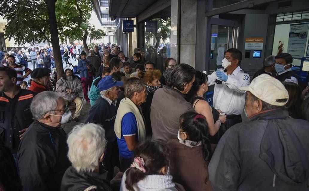CORONAVIRUS EN ARGENTINA: «Esto se puede multiplicar muy feo cuando haya que pagarle a millones de personas los $10.000», alertó Sergio Palazzo