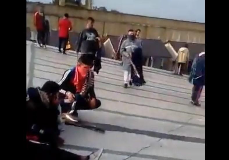 [VIDEO] TERRIBLES IMAGENES: Lo Que No Se Mostró Del Motín De Presos, Secuestraron A Guardias Y Los Desnudaron