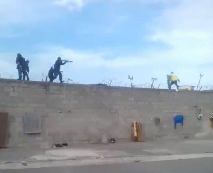 [VIDEO] MATARON A UN PRESO, Federico Rey, UNO DE LOS AMOTINADOS EN EL PENAL DE FLORENCIO VARELA