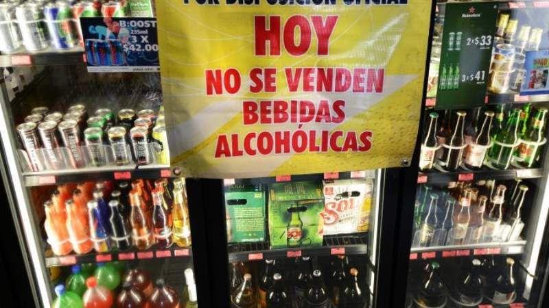 ¿SE PROHIBIRA LA VENTA DE ALCOHOL PARA TODOS?