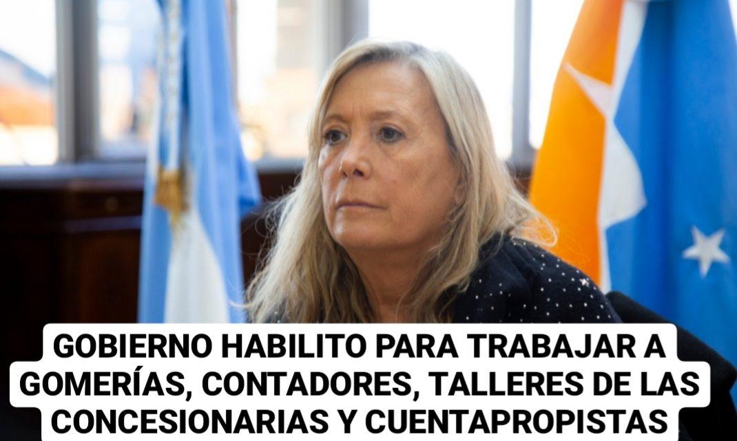 ACTIVIDADES LABORALES CON PROTOCOLOS APROBADOS