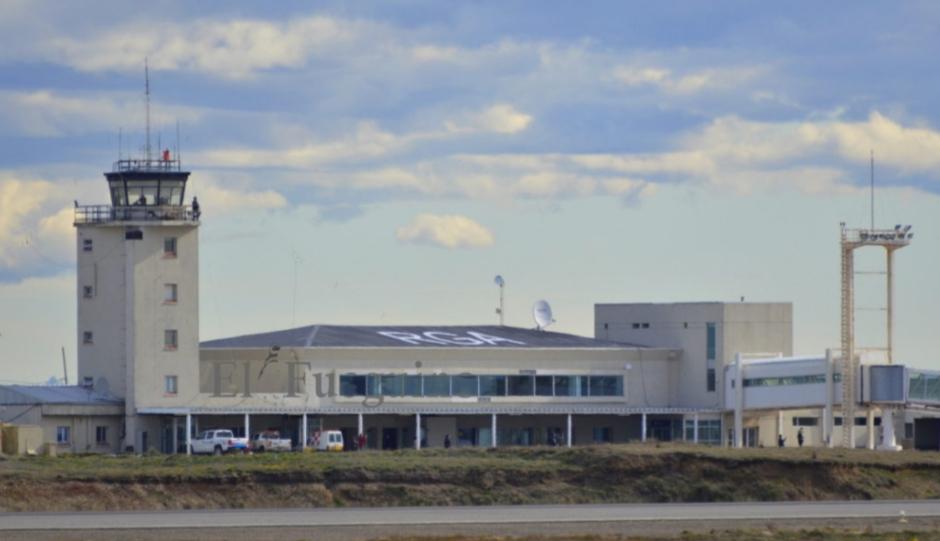 Acondicionan el aeropuerto de Río Grande para retomar las actividades