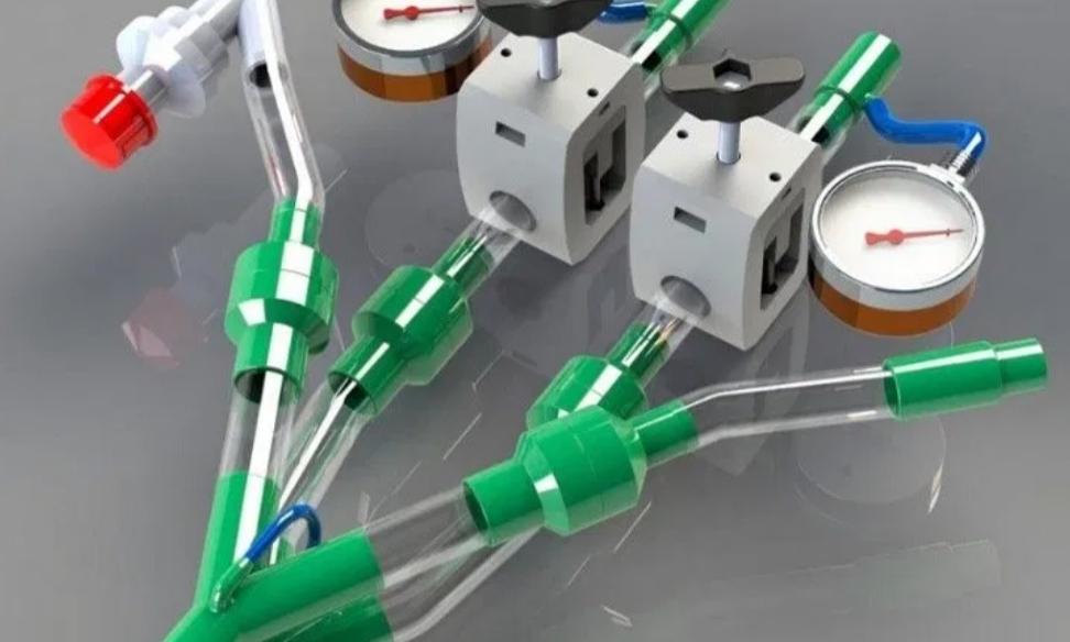 La UBA creó un dispositivo para que dos pacientes usen el mismo respirador a la vez
