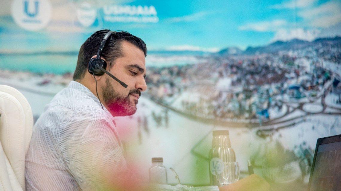 EL INTENDENTE VUOTO MANTUVO ENCUENTROS CON LOS SINDICATOS EN EL DÍA DEL TRABAJADOR