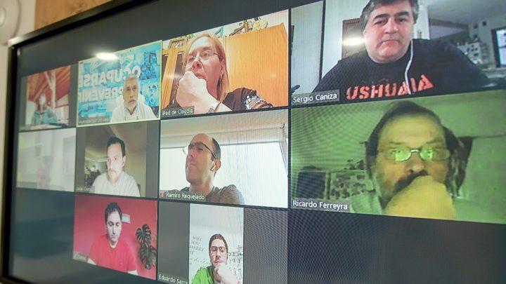 EL MUNICIPIO DE USHUAIA COLABORA CON COMERCIANTES PARA EL DISEÑO DE PROTOCOLOS SANITARIOS